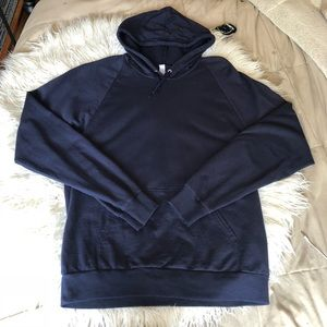 American Apparel California Fleece Hoodie - Navy